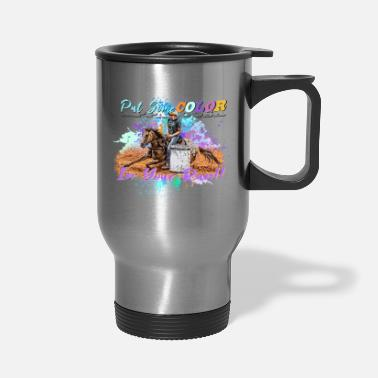 Appaloosa Appaloosa Barrel Racer - Travel Mug