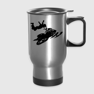 Snowmobil - Travel Mug