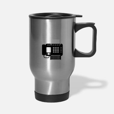 Alternative Alternative Fax - Travel Mug