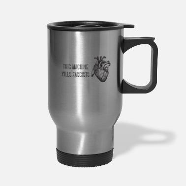 Machine heart machine - Travel Mug
