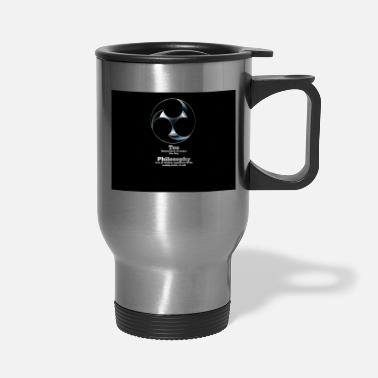 Philosophy Toa Philosophy - Travel Mug