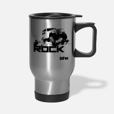 Crawler Rock Crawler 4 Life - Travel Mug