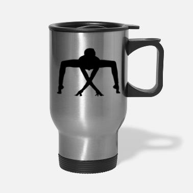 Exercise exercise - Travel Mug