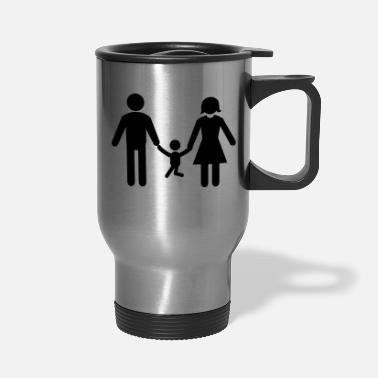 Toddler toddler - Travel Mug