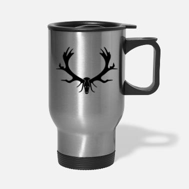 Stag antler - Travel Mug