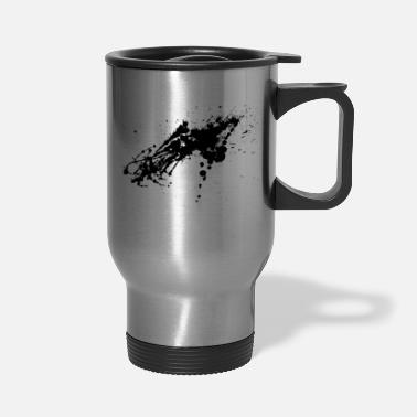 Splatter Splatters - Travel Mug