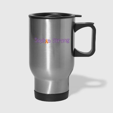 Sophia Sophia Strong - Travel Mug
