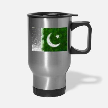 Pakistan pakistan - Travel Mug