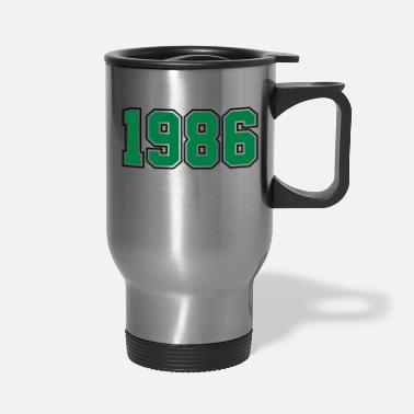 Year Of Birth 1986 | Year of Birth | Birth Year | Birthday - Travel Mug