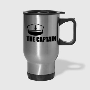 the captain - Travel Mug