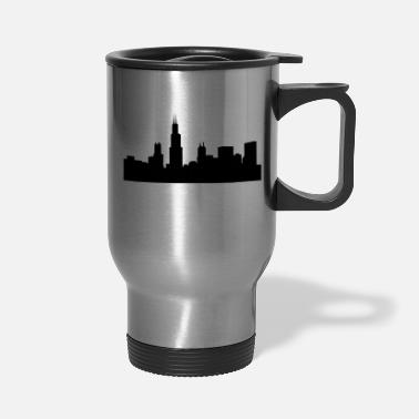 Chicago Chicago - Travel Mug
