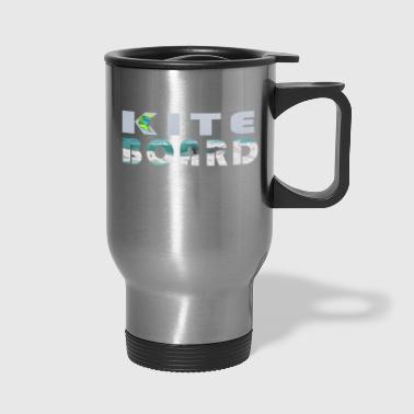 kiteboard - Travel Mug