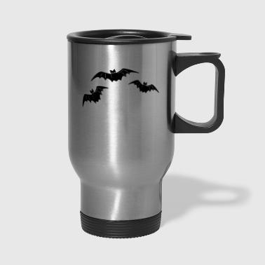 Bat bat and bat - Travel Mug
