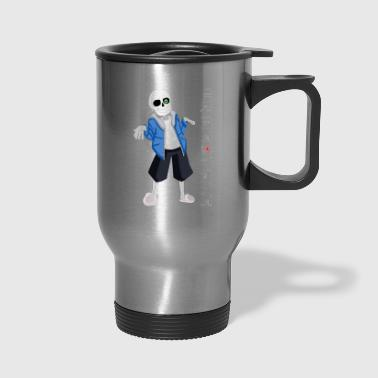sans teenage - Travel Mug