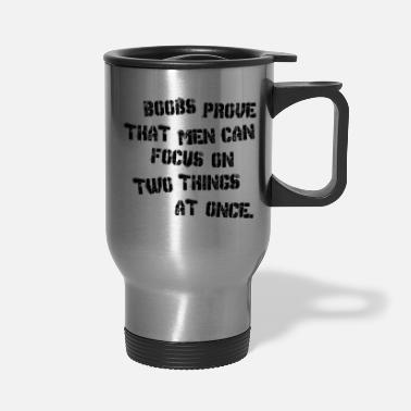 Quote quote - Travel Mug