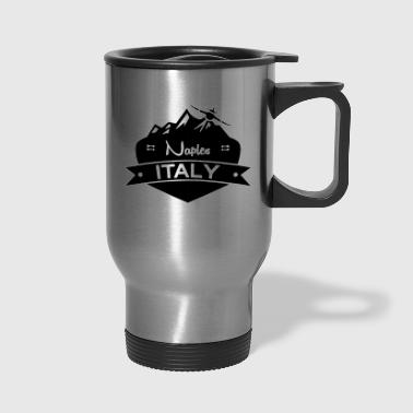 Naples Italy - Travel Mug