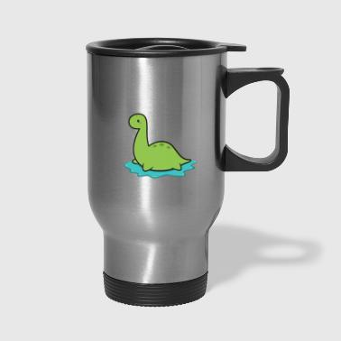 Believe in Loch Ness Monster - Travel Mug