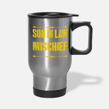 the Man Myth Legend Gift Mug Family Christmas SON-IN-LAW