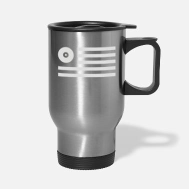 Disc Jockey Disc Jockey - Travel Mug