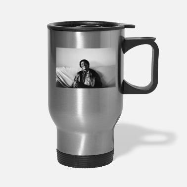 Obama young obama obama young young barack obama barack - Travel Mug