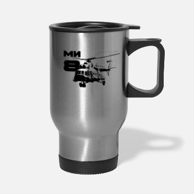 Eggwhisk Mi-8 - Travel Mug
