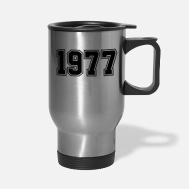 Year Of Birth 1977 | Year of Birth | Birth Year | Birthday - Travel Mug