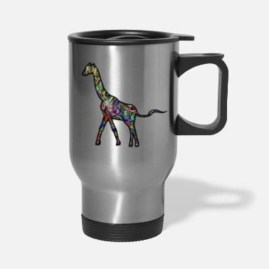 Wiw giraffe - Travel Mug
