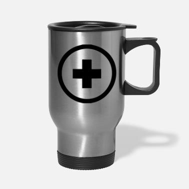 Plus plus - Travel Mug