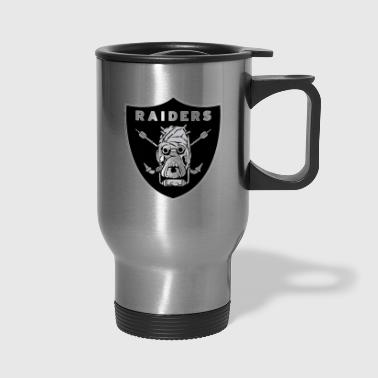 raiders - Travel Mug