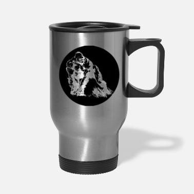 Chimpanzee Chimpanzee - Travel Mug