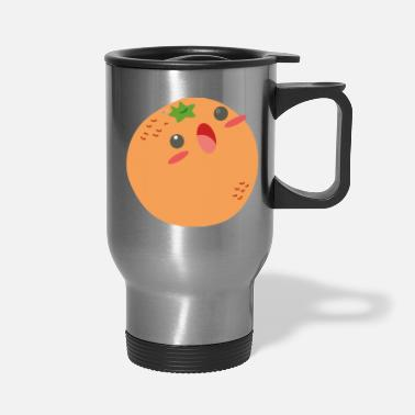 Orange Orange - Travel Mug