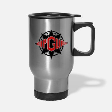 RIP GURU LOGO - Travel Mug