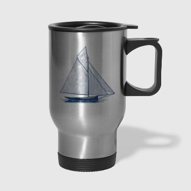 Sailboat - Travel Mug