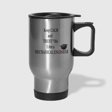 Mechanical Engineering Mechanical Engineer Special Series - Travel Mug