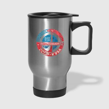 CCCP Interkosmos - Travel Mug