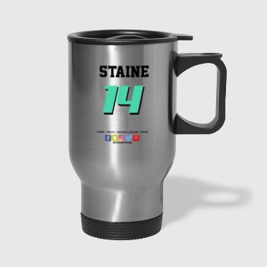 Jersey Number - Travel Mug