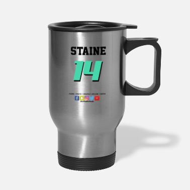 Jersey Number Jersey Number - Travel Mug