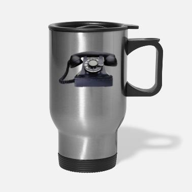 Phone Phone - Travel Mug