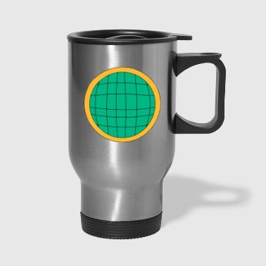 captain - Travel Mug