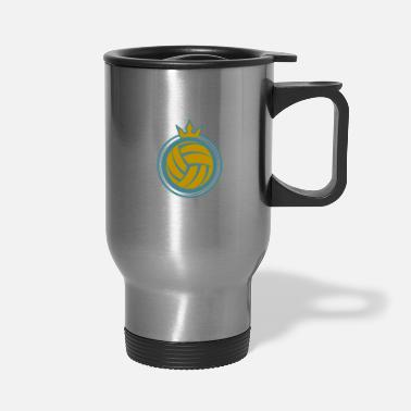 Training Volleyball - Travel Mug