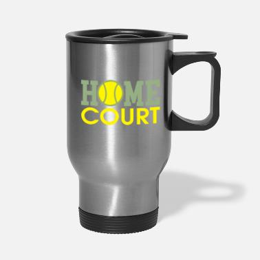 Court home court - Travel Mug