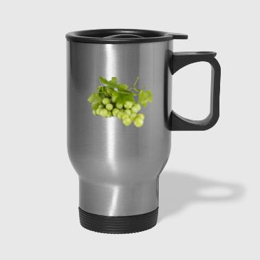 Fruit I Need My Daily Grapes - Travel Mug