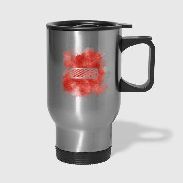 Old Tortiglioni pasta - Travel Mug