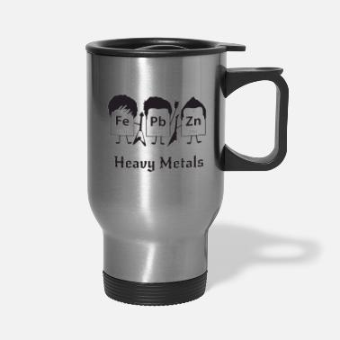 Heavy Metal HEAVY METALS - Travel Mug