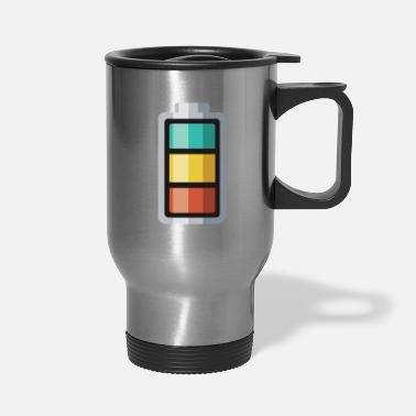 Indicator Battery Charge Indicator - Travel Mug