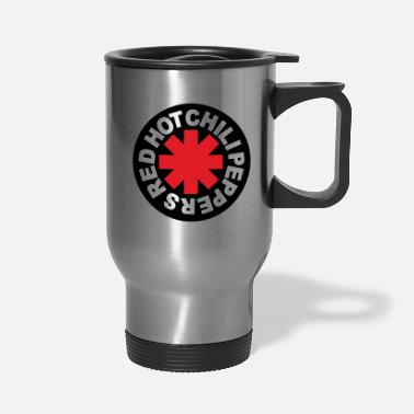 Hot RED HOT CHILLI PEPPERS Rock Band Merchandise - Travel Mug