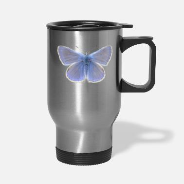 Fire Butterfly Birthday Gift T-Shirt Chrstmas Present T - Travel Mug