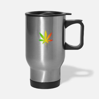 Ganja Leaf GANJA LEAF - Travel Mug