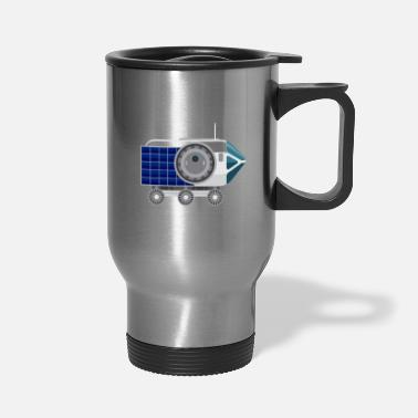 Space Exploration Space Exploration Vehicle - Travel Mug