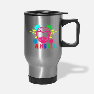 Hobby Paintball - Hobby Sport Outdoor Pain - Travel Mug